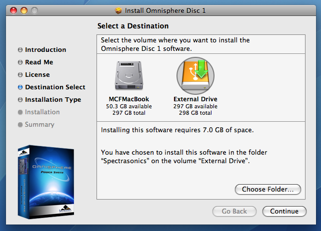 how to change iphoto library to external drive