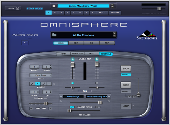 GETTING STARTED - Using Omnisphere Stand-Alone on a Computer